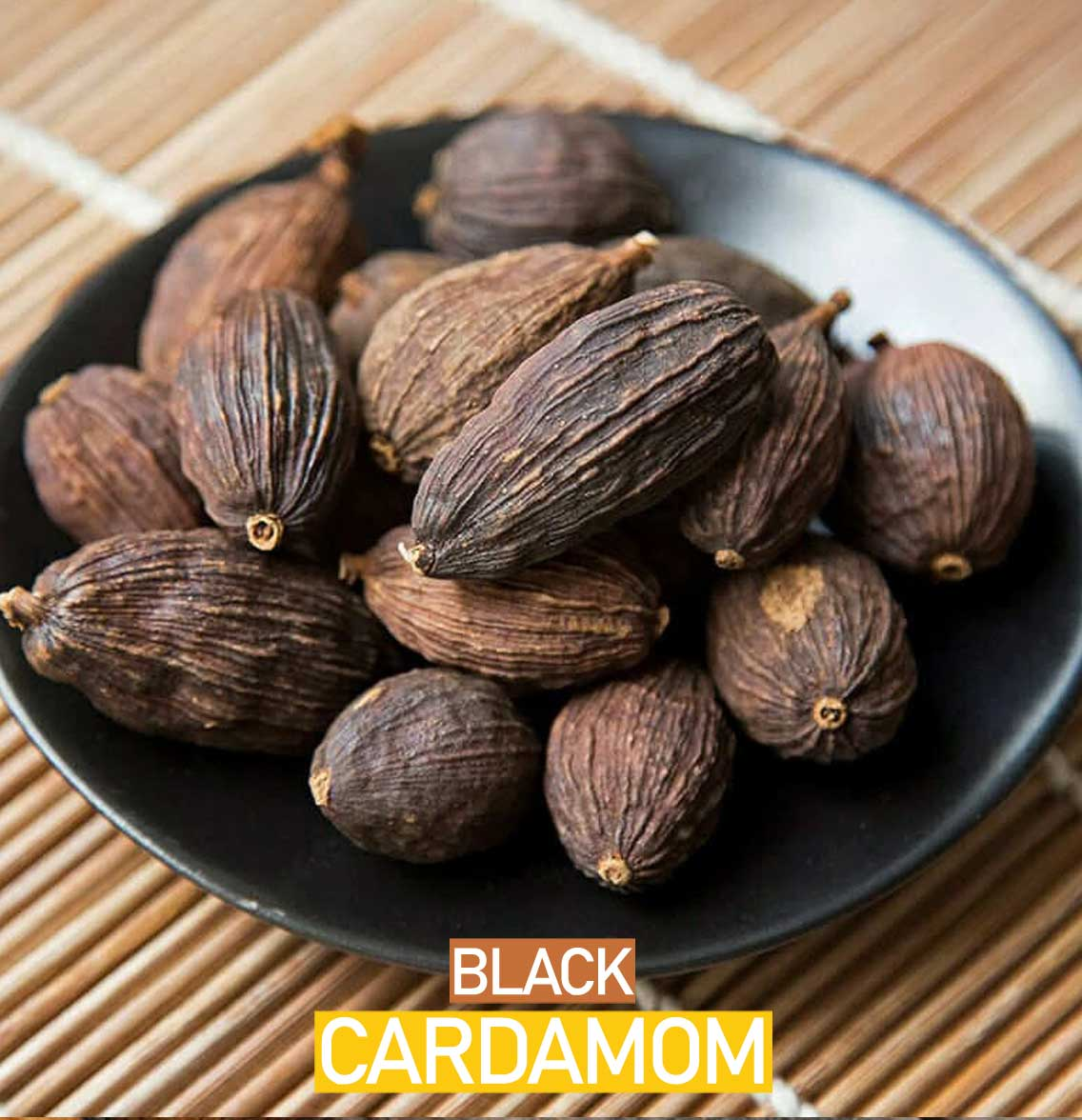 Health Benefits of Black Cardamom - You Never Knew About It