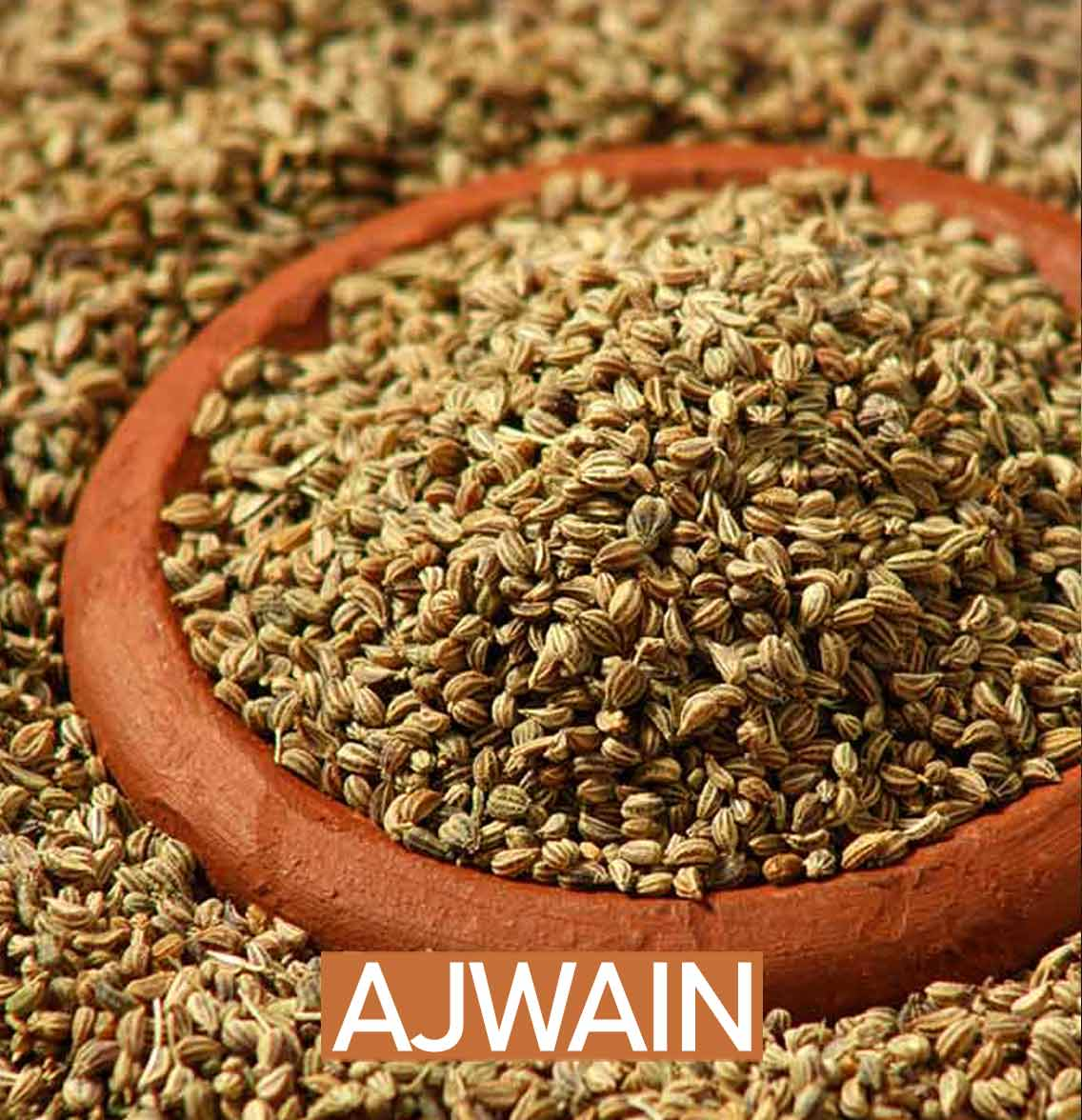 Amazing Ajwain & Its Benefits – How Carom Seeds Impact Your Health