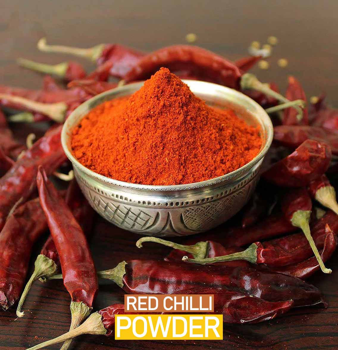 Red Chilli Powder And Its 10 Amazing Health Benefits
