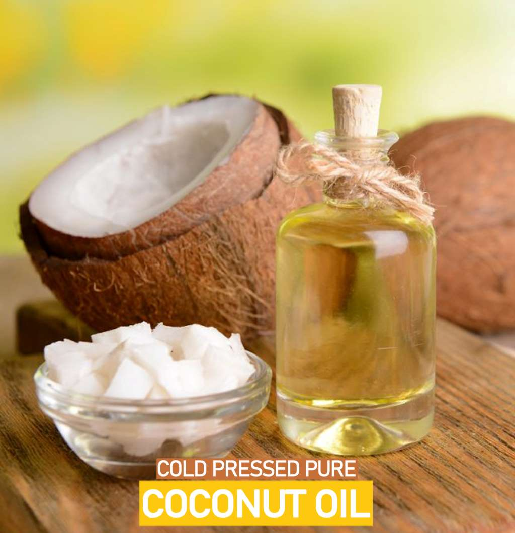 Benefits of Cold Pressed Pure Coconut Oil