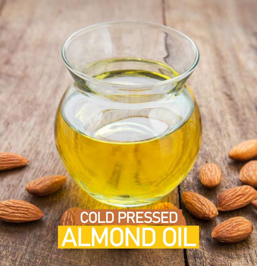 Modern Agro's Cold Pressed Almond Oil to Treat your Ailments