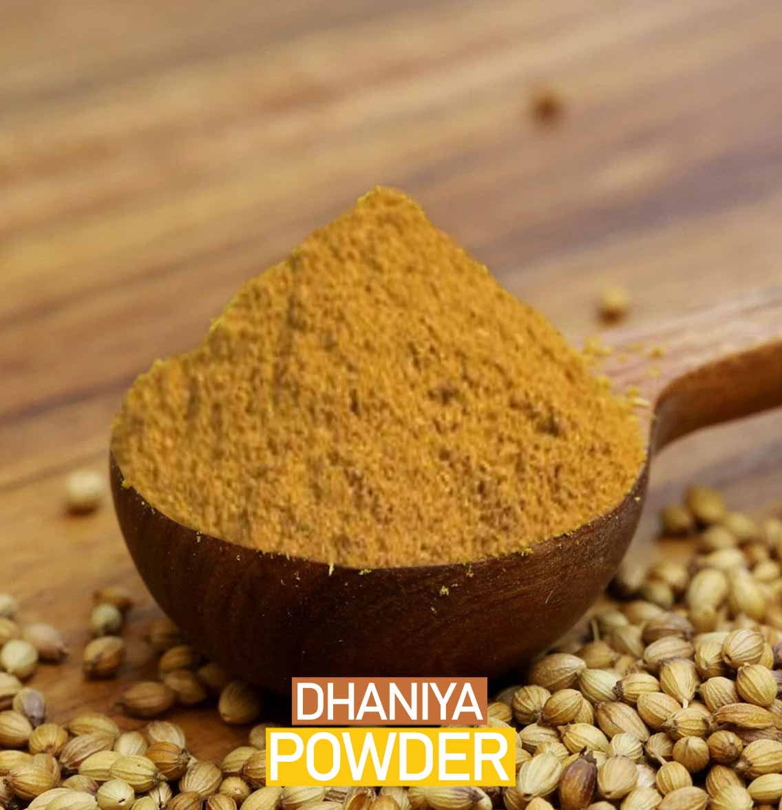 Dhaniya Powder - That takes care of your taste buds and your health