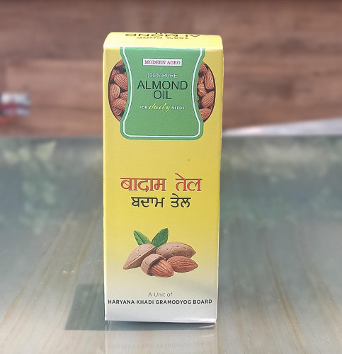 Buy Pure and Natural Almond Oil – 100ml, 200ml Badam Tel Price in India