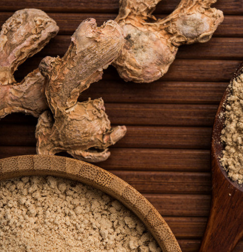 Buy Dry Ginger - Pure Organic Dried Ginger Online Best Price India