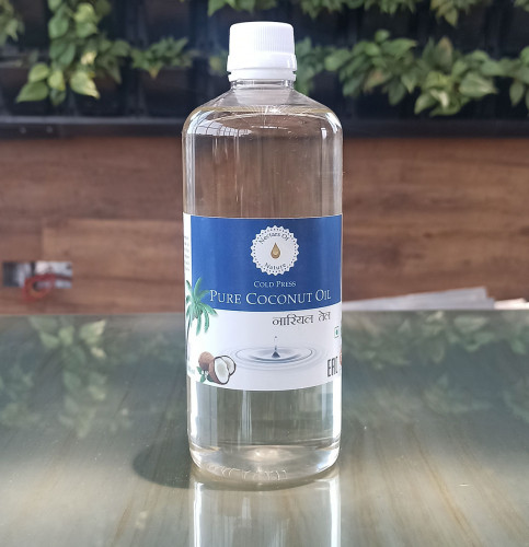 Buy Pure Coconut Oil 100ml, 200ml at Best Price in India